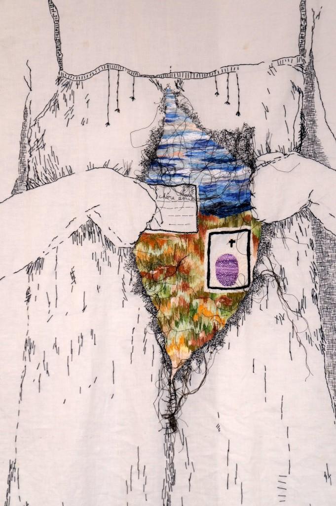 Solange Jungers (détail)